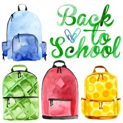 Back to School Attack of the Backpack